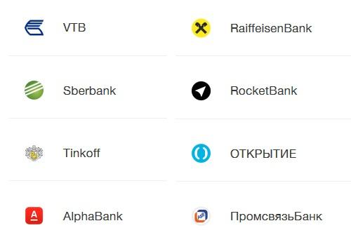 Kursov24: сотрудничество с банками