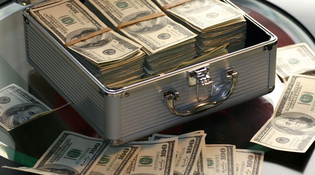 Инвестиционный портфель с деньгами