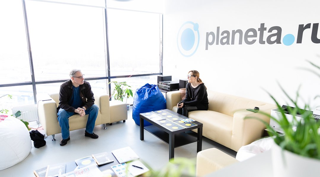 Краудфандинг Planeta.ru