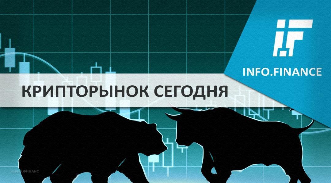 Обзор рынка криптовалют за 17 число