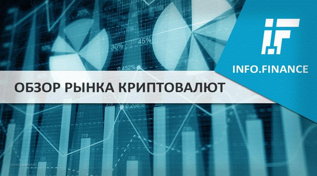 Обзор рынка криптовалют за 29 число