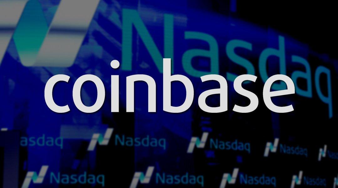 Coinbase на Nasdaq
