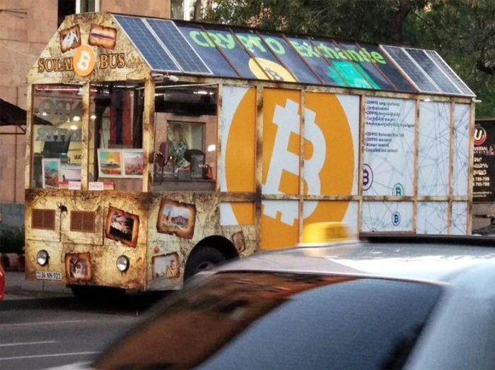 TETChange: криптоавтобус