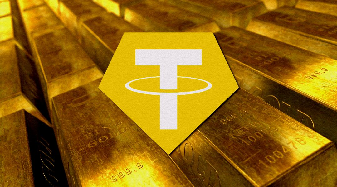 Tether Gold